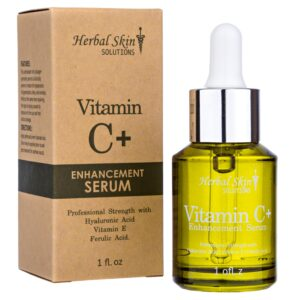 Vitamin C Serum with HA, Vitamin E and Ferulic Acid